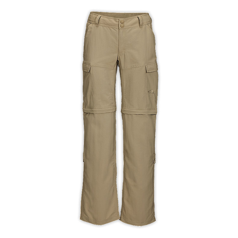 Convertible pants might seem a bit dorky, but they are commonplace on the trail — and for good reason. A morning hike starts out misty and cool, but by the time the afternoon rolls around, the weather has completely warmed up. Lucky for you, all it takes is a simple zip to go from pants to shorts. The Paramount Peak Convertible Pants from North Face ($65-$75) have tons of pockets, are made from water-repellant and abrasion-resistant material, and contain UPF 30 protection — all reasons to leave your gym capris at home.
