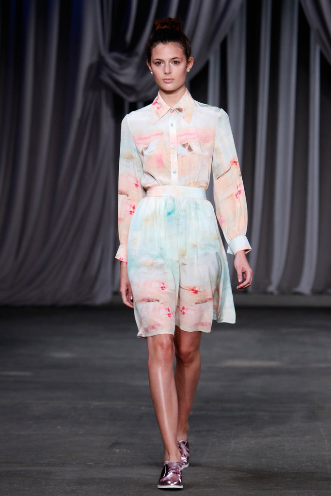 2013 Spring New York Fashion Week: Christian Siriano