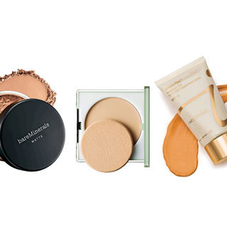 How to Choose the Right Foundation for Your Skin Type Including Oily, Dry, Sensitive and Combination