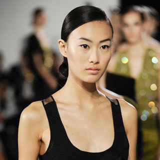 Photos of the Hair and Makeup Look at Joseph Altuzarra Spring Summer 2013 New York Fashion Week