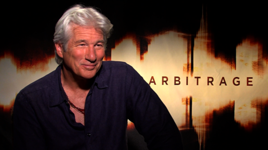 Richard Gere on His Alpha-Male Arbitrage Role — and a Pretty Woman Sequel!