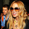 Rachel Zoe And Kirsten Dunst Sit Front Row At Rodarte At Spring 2013 NYFW