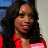 Allyson Felix Fashion Week Interview (Video)