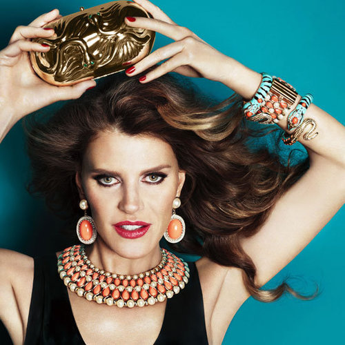 See Anna Dello Russo's Standout Accessories Collaboration with H&M: Hitting Stores October 4th