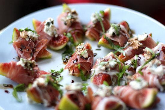Prosciutto-Wrapped Figs Recipe   POPSUGAR Food
