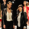 Katie Holmes Debuts Holmes &amp; Yang at NYFW (Video)