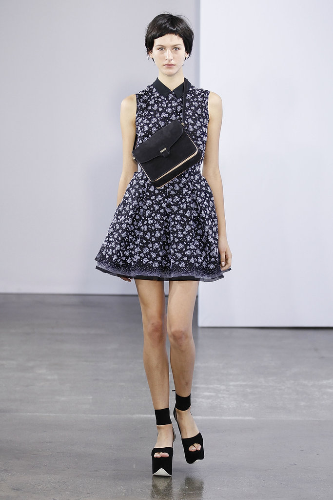 2012 Spring New York Fashion Weeek: Victoria Victoria Beckham