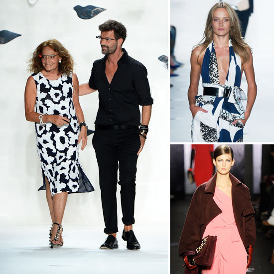 Yvan Mispelaere Out at DVF — a Look Back at His Beautiful Collections