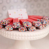 Sprinkle-Dipped Wafers