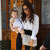 Pictures Of Victoria Beckham And Harper Beckham In New York