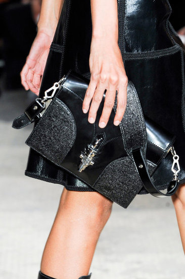 The Chicest Bags From New York's Spring 2013 Runways