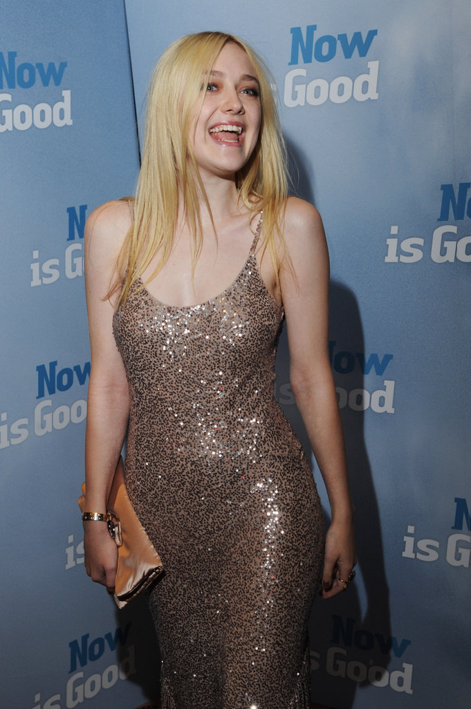 Dakota Fanning Photos