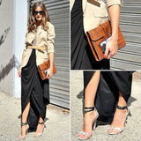 Olivia Palermo Street Style at New York Fashion