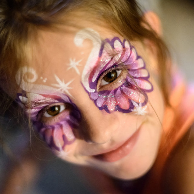 Halloween Face Paint Tips