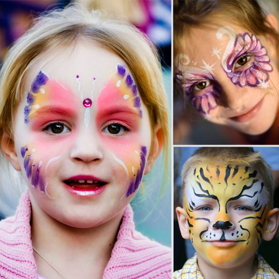 Tips and Tricks For Halloween Face Painting Success