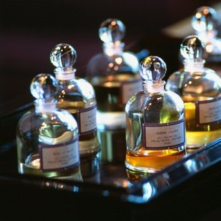 Serge Lutens Website Launch