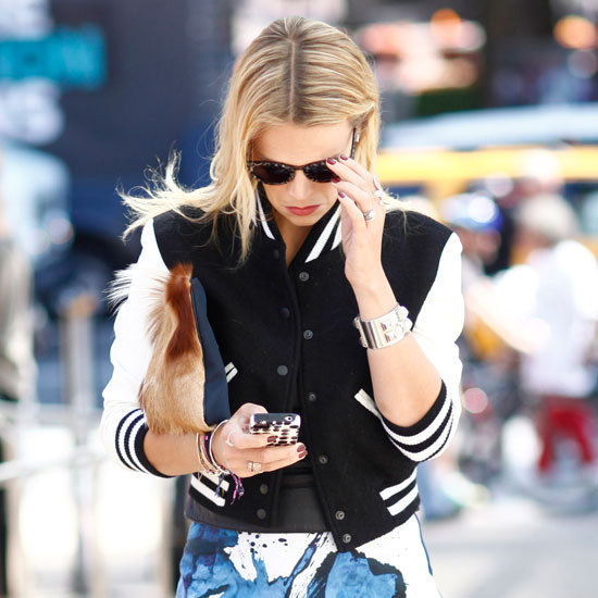 NYFW Street Style — The Accessories Edition