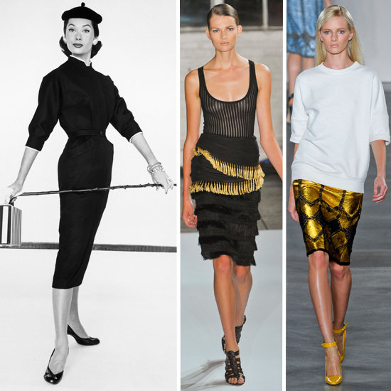 Pencil Skirt Trend Spring 2013