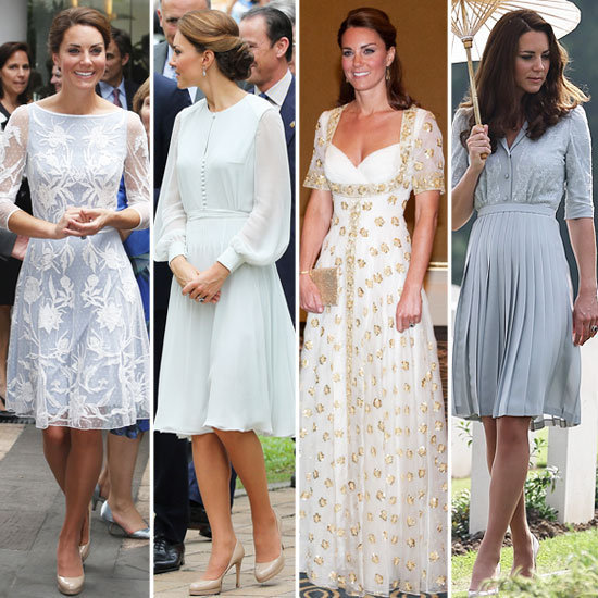 Kate and William were busy embarking on their Diamond Jubilee tour, and we brought you every one of Kate's superstylish looks.