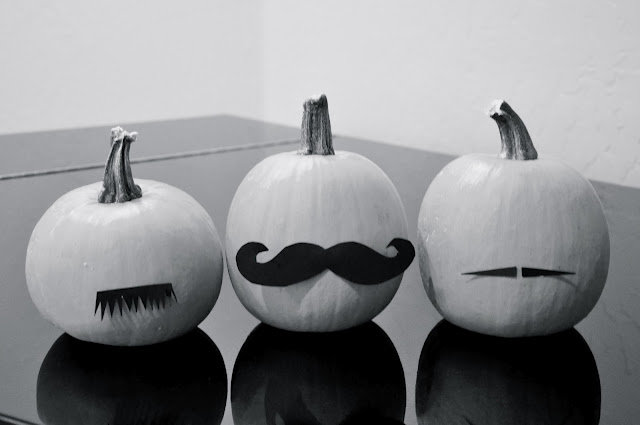 'Stached Pumpkins