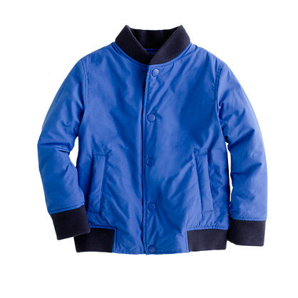 J.Crew Boy's Coach Jacket ($99)