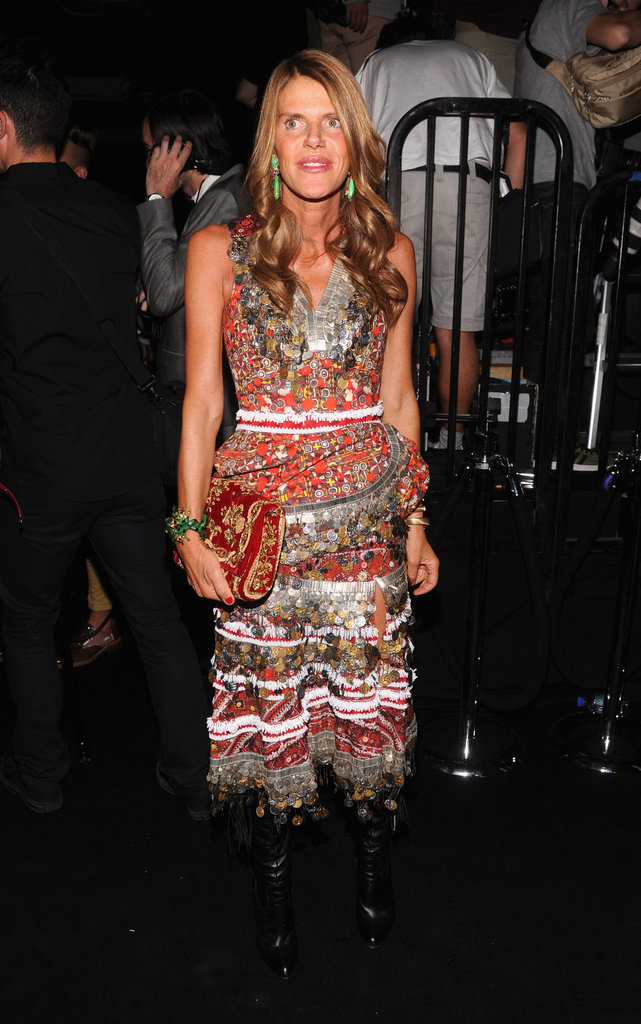 Anna Dello Russo from Vogue Nippon