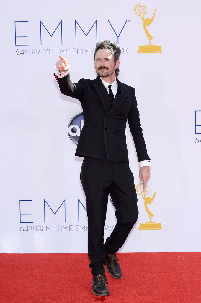 Jeremy Davies won the Emmy for outstanding guest actor in a drama for his appearances on Justified.