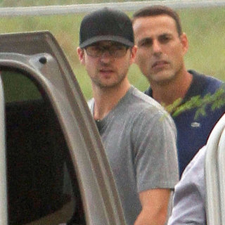 Justin Timberlake at His Bachelor Party | Pictures