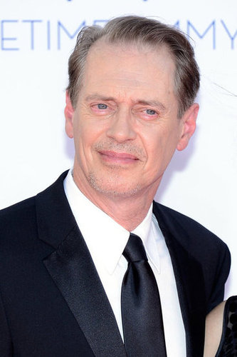 Steve Buscemi hit the red carpet.