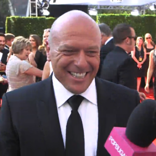 Dean Norris Talks About Breaking Bad at the Emmys (Video)