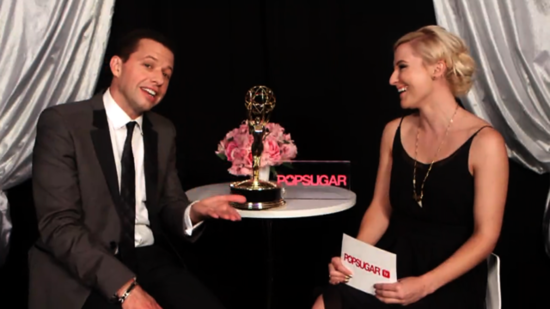 "Video: Jon Cryer Talks Emmy Win After ""Tumultuous"" Year, Guest Star Miley Cyrus, and More!"