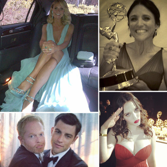 Heidi Klum, Zooey Deschanel and More Share Cute Candids From the Emmys!