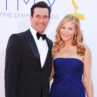 Celebrity Couples at Emmys 2012