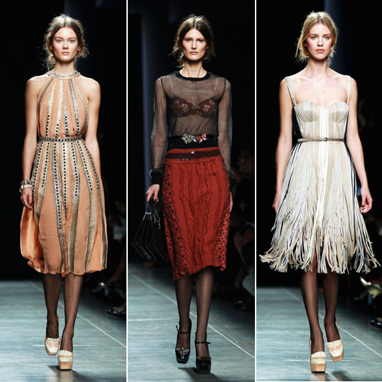 2013 Spring Milan Fashion Week: Bottega Veneta