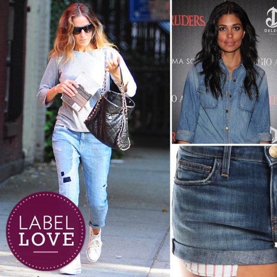 Celebrities Can't Get Enough of Current/Elliott — Shop Exact Pieces!