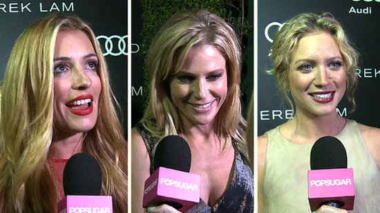 Video: Cat Deeley, Julie Bowen, and More Stars Share Emmy-Night Plans