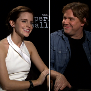 Emma Watson Perks of Being a Wallflower Interview (Video)