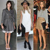 Alexa Chung, Poppy Delevigne, Olivia Palermo &amp; More Style At London Fashion Week
