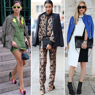 How to Wear Your Jacket Trends 2012