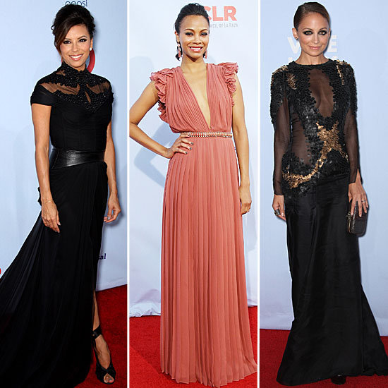 It's a Sexy Lineup at the ALMA Awards — Who's Most Fab?