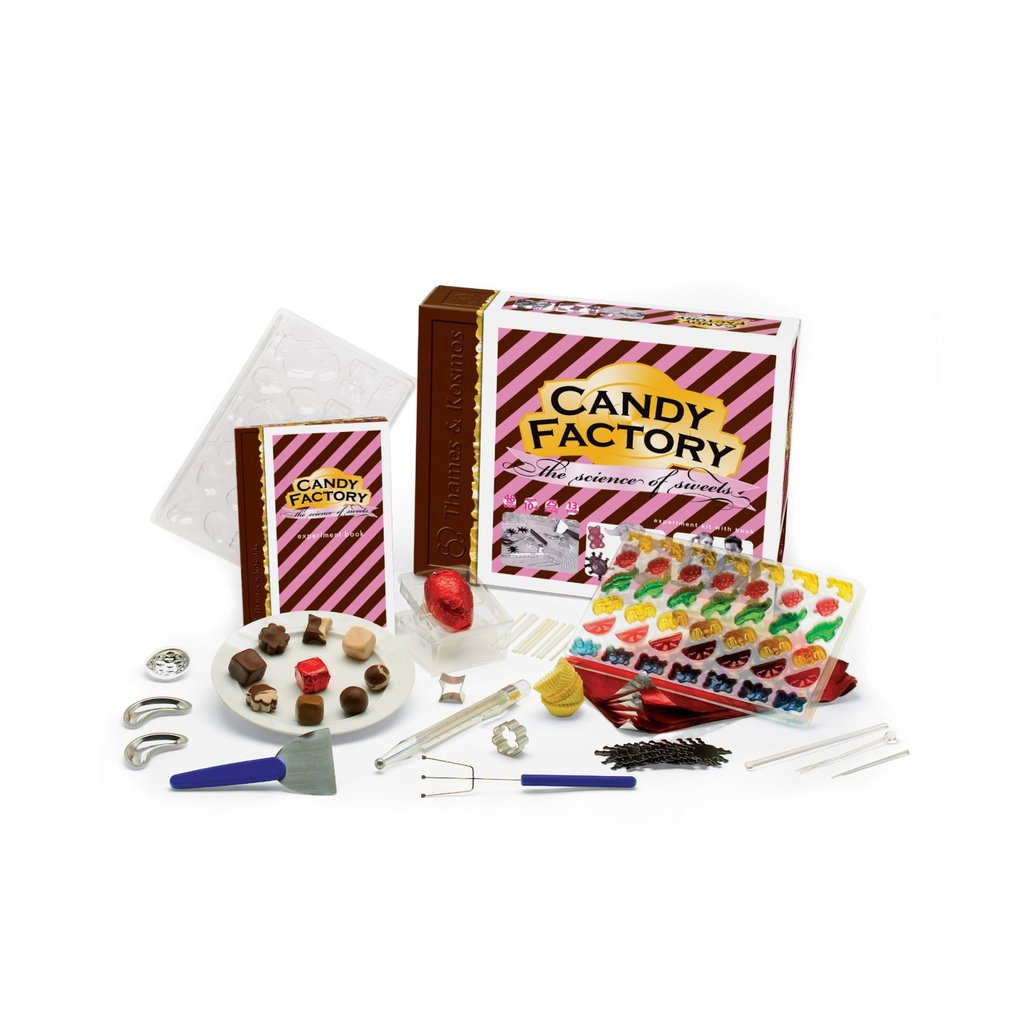 Thames & Cosmos Sophisticated Science Candy Factory ($46)