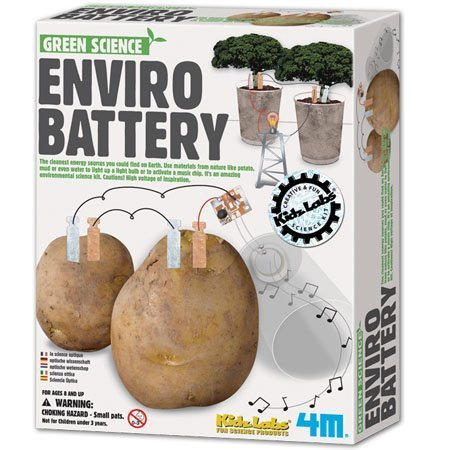 Green Science Enviro Battery ($12)