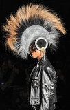 Philip Treacy's Tribute to Michael Jackson Lights Up LFW