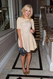 Pixie Lott at Temperley