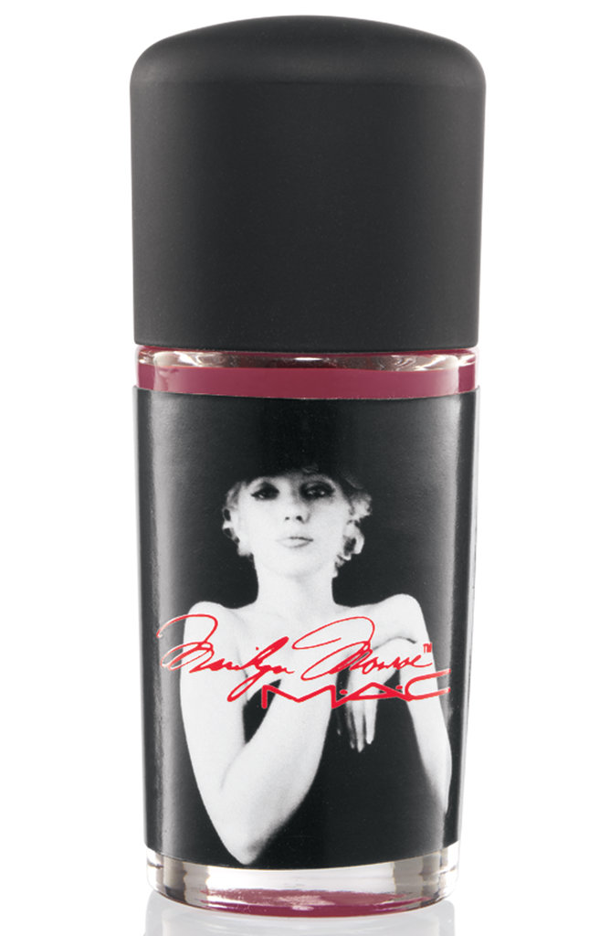 Nail Lacquer in Vintage Vamp, a deep retro wine cream ($18)