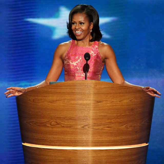 Michelle Obama Video on PopSugar