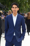 Dev Patel went to LFW.