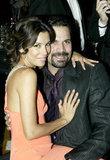 Eva Longoria cozied up to her Desperate Housewives costar Ricardo Chavira in 2005.