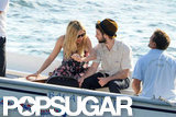 Sienna Miller and Tom Sturridge took a trip to Positano.