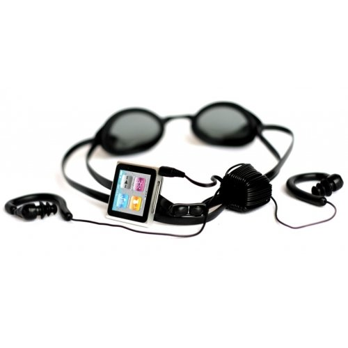 Waterfi Waterproof 16 HB iPod Nano Swim Bundle ($375)
